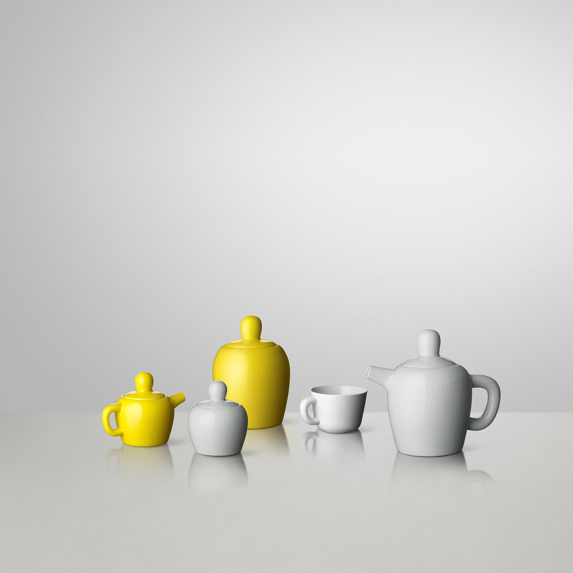 Bulky Tea Set (2011)