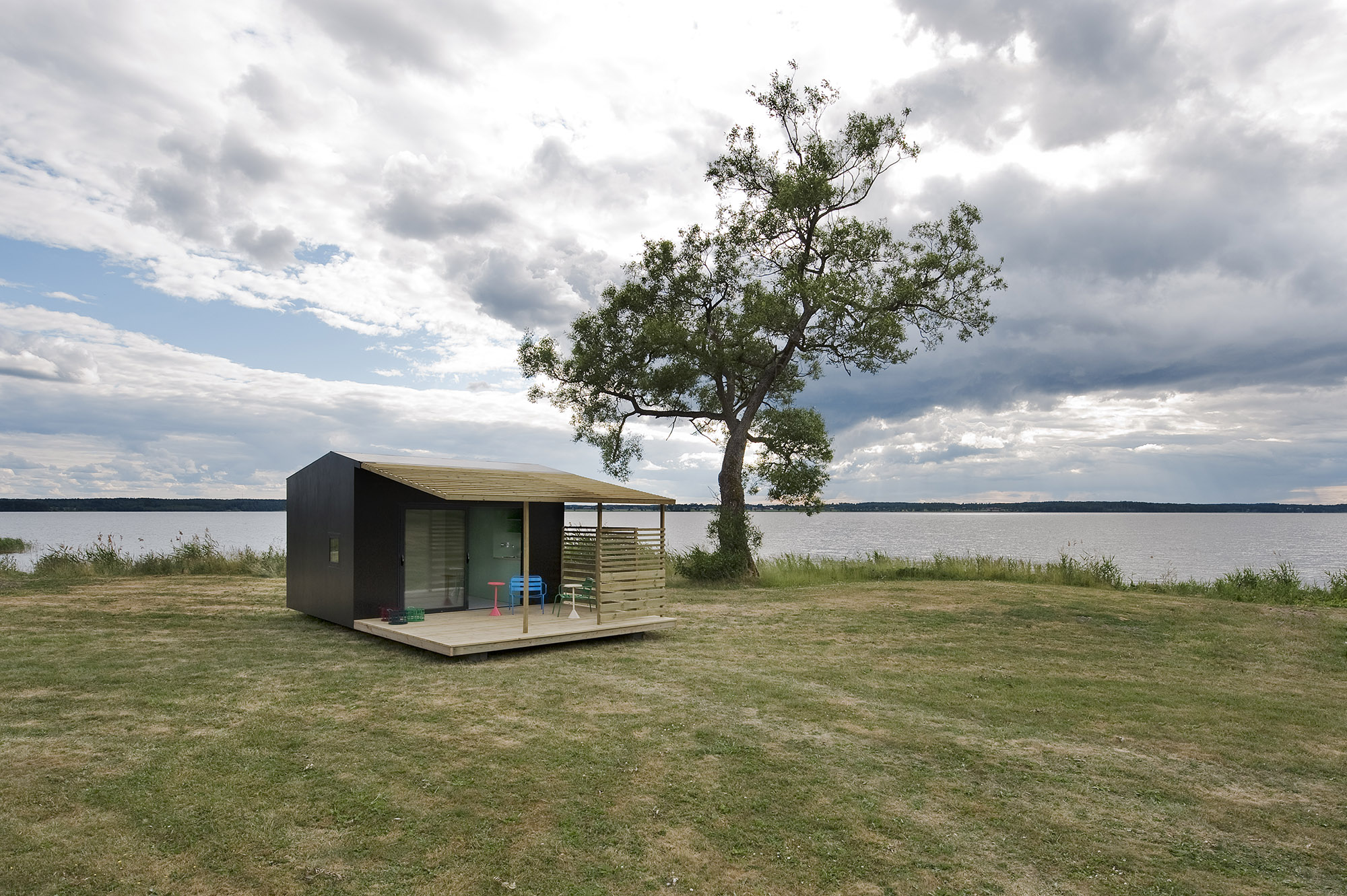 Mini House 2008 Jonas Wagell Design Architecture